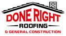 Home | Done Right Roofing